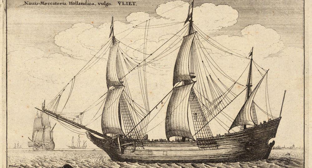 福祿特帆船