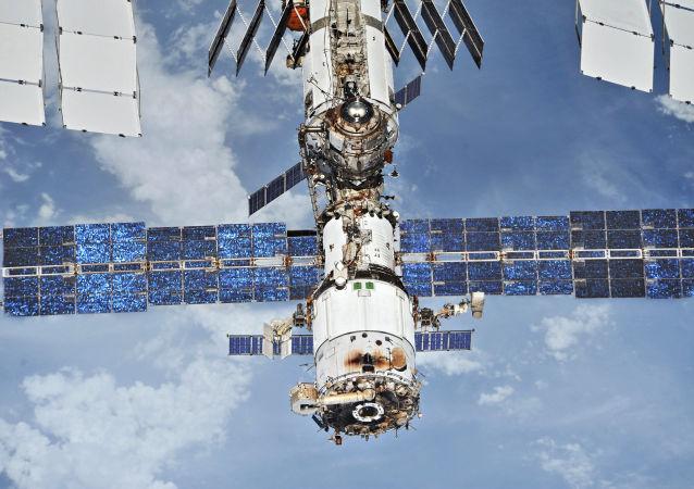 國際空間站的美國水處理系統故障