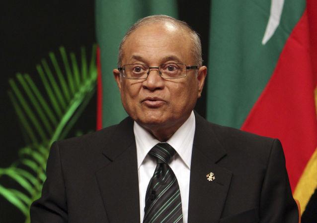 馬爾代夫前總統加堯姆