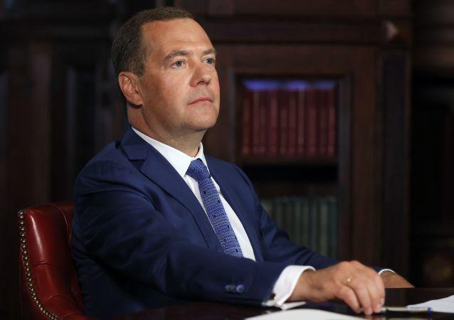 俄羅斯聯邦安全委員會副主席梅德韋傑夫