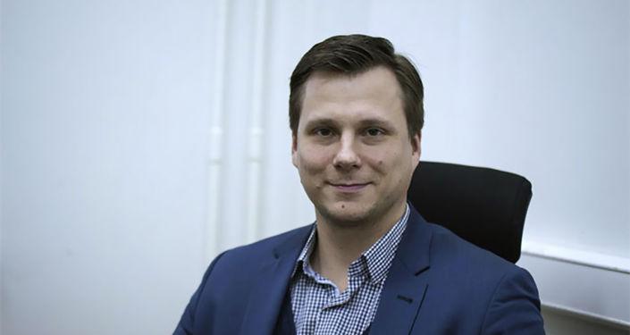 化學博士阿列克謝·塔拉索夫