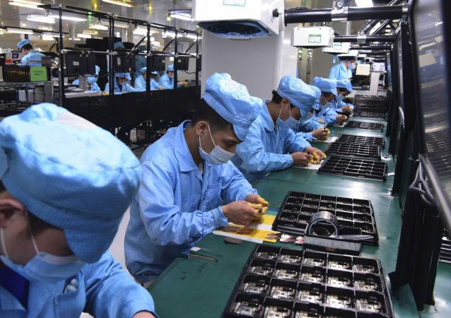 中國率先實現復工復產支撐國際產業鏈順暢運轉