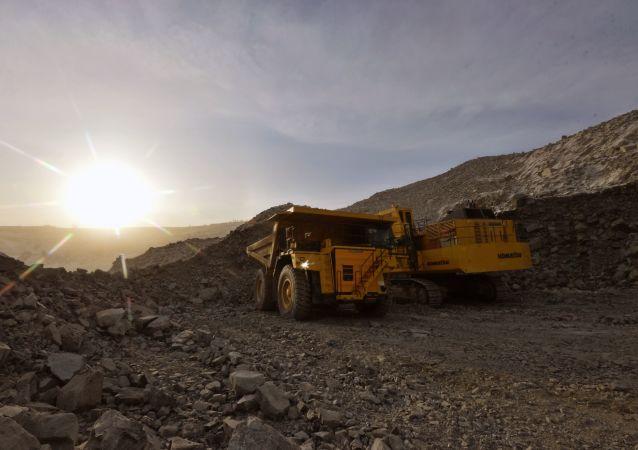 中國紫金礦業啓動哥倫比亞大型金礦項目