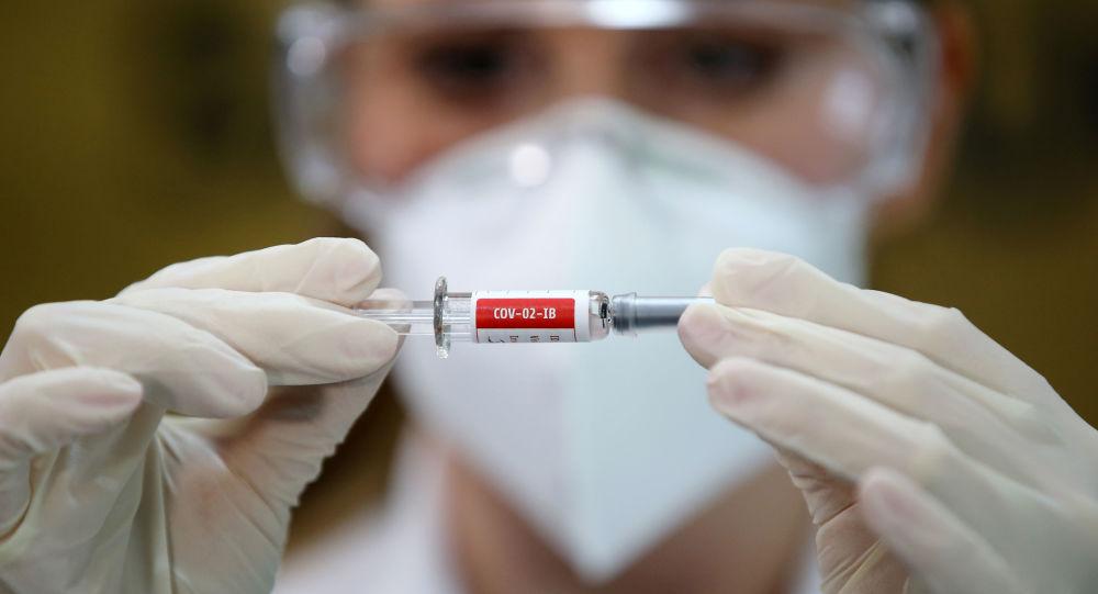 中國科興疫苗在巴西