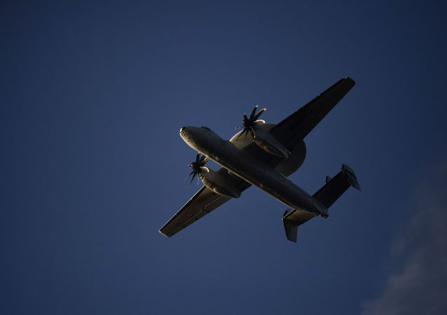E-2C鷹眼飛機