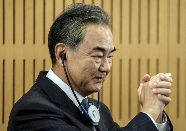 中國國務委員兼外長王毅
