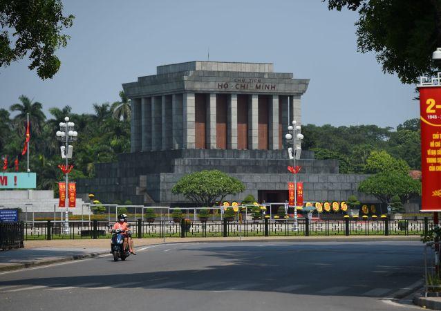 越南胡志明墓