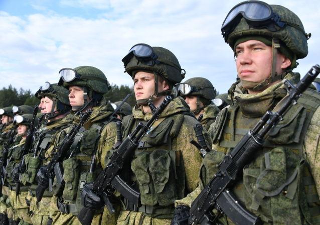 俄軍將在俄塔軍演中運用在敘利亞獲得的經驗