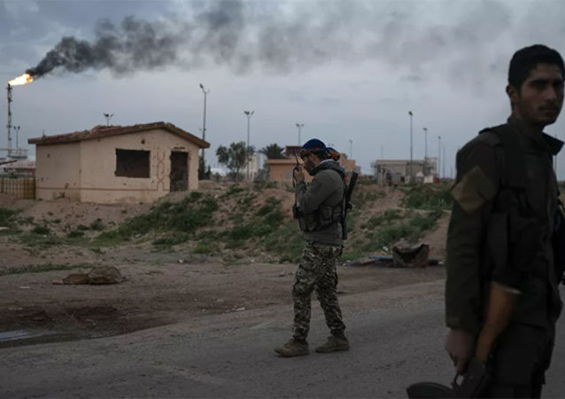 媒體:美國空襲在敘設施致數人死亡