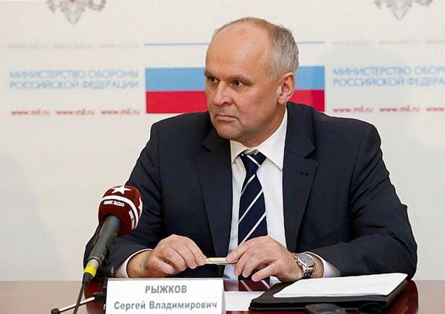 俄羅斯減少核危險國家中心主任謝爾蓋∙雷日科夫