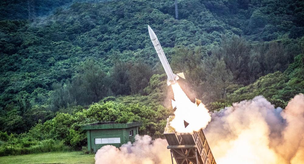 台灣天弓一型防空導彈