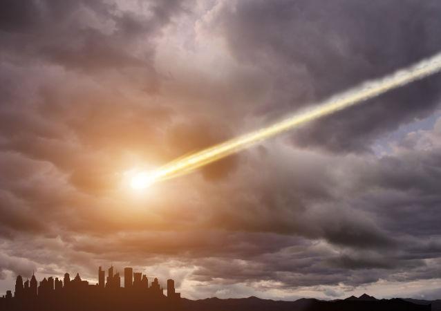 媒體:一顆隕石在古巴東部墜落並爆炸
