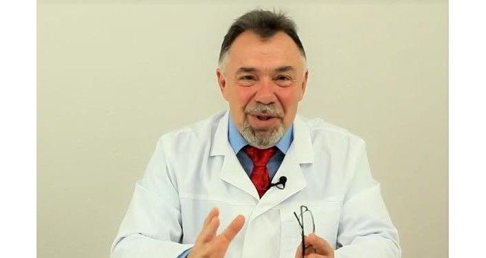 醫學博士米哈伊爾·京茲布爾格