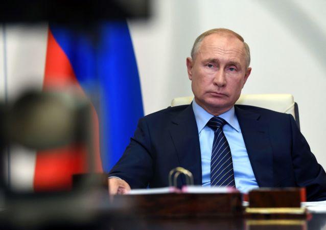 普京表示,俄羅斯很快將註冊第二款新冠疫苗