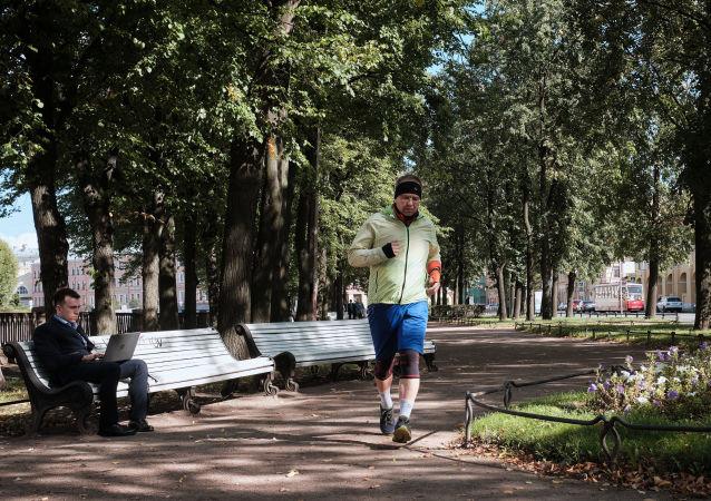 民調:多數俄羅斯人不從事體育活動但對身體感到滿意