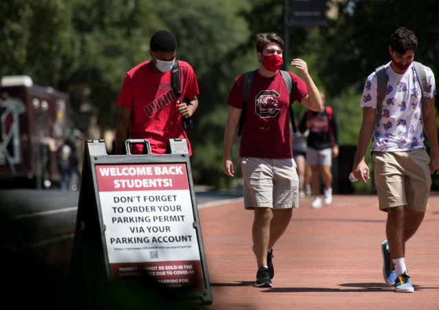 美國因疫情禁止國際學生在美上在線課程