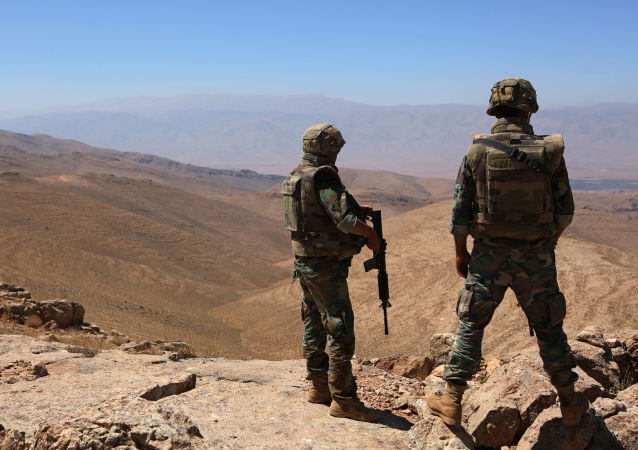 黎巴嫩軍人(資料圖片)