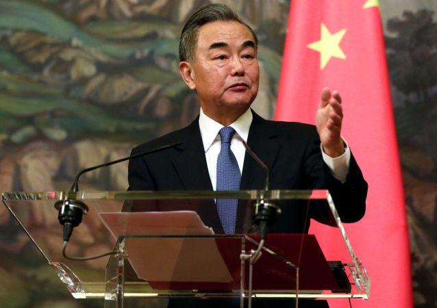 王毅:中國將為共建「一帶一路」提供更強動力、更大空間、更優路徑