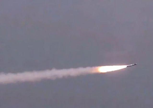 「布拉莫斯」 超音速俄印導彈