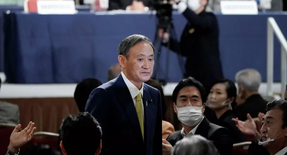 日本新任首相菅義偉