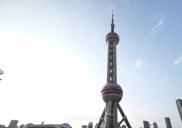 上海旅遊節開幕