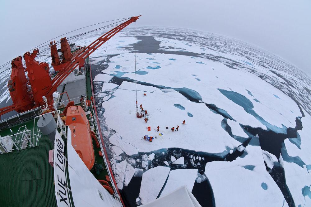 美國的「噩夢」:中俄開展北極合作