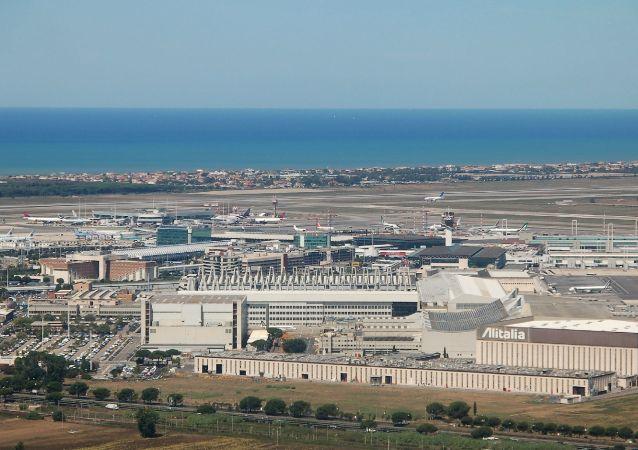 羅馬的菲烏米奇諾機場