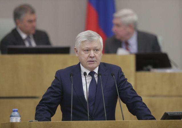 瓦西里∙皮斯卡廖夫