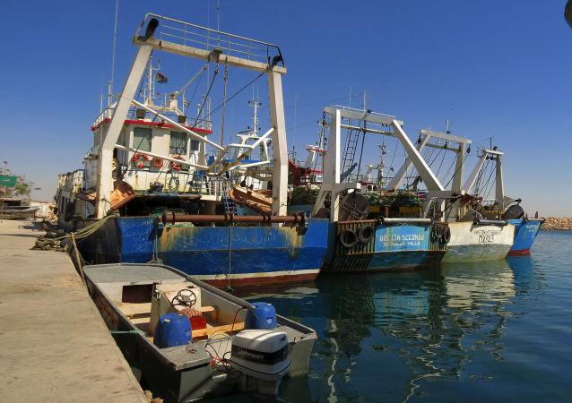 利比亞被扣海員不清楚為何扣押他們
