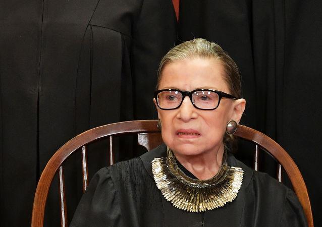 美國聯邦最高法院大法官露絲·巴德·金斯伯格去世