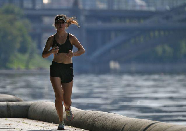 民調:逾三分之一俄羅斯民眾定期慢跑 主要為健康