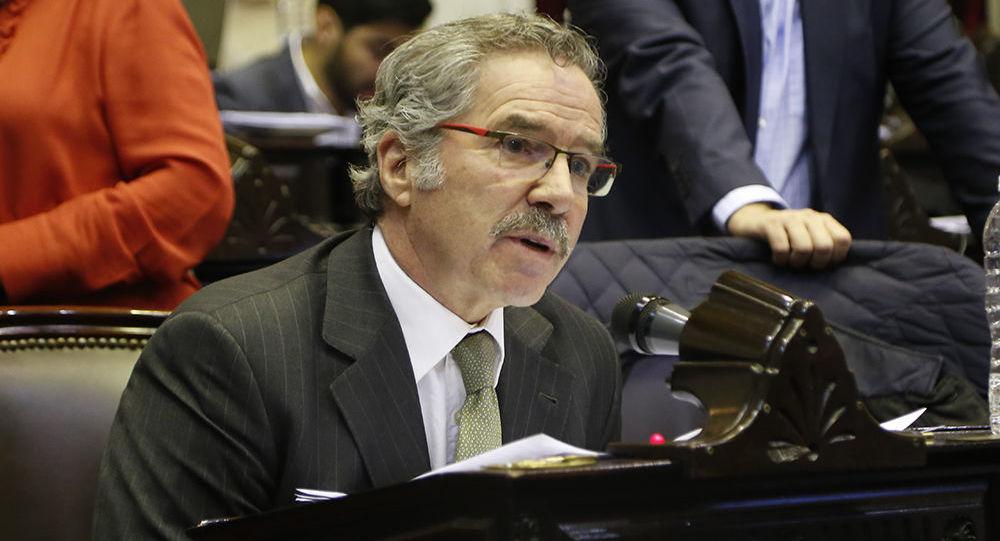 阿根廷外長索拉
