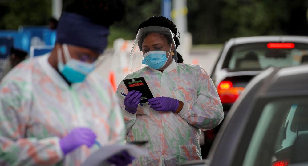 民調:美國人稱新冠疫情對該國影響超過「9•11」