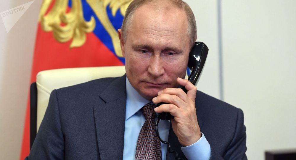 普京與沙特王儲通電話