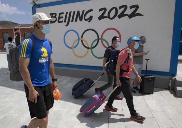 國際奧委會:北京2022年冬奧會設施為舉辦比賽做好準備