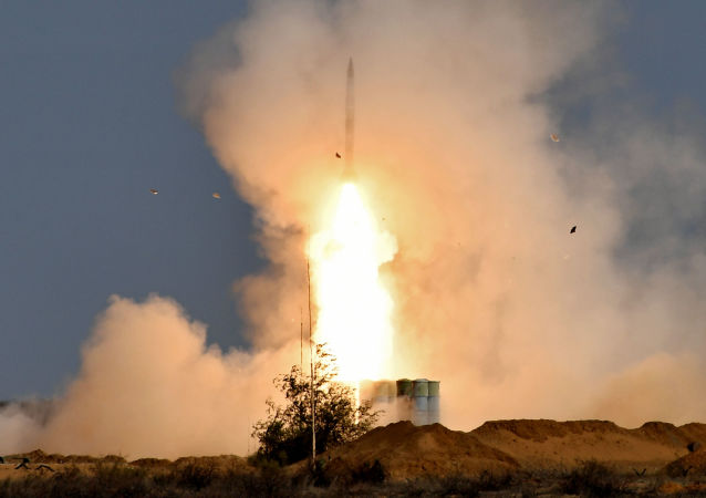 俄軍S-400防空導彈