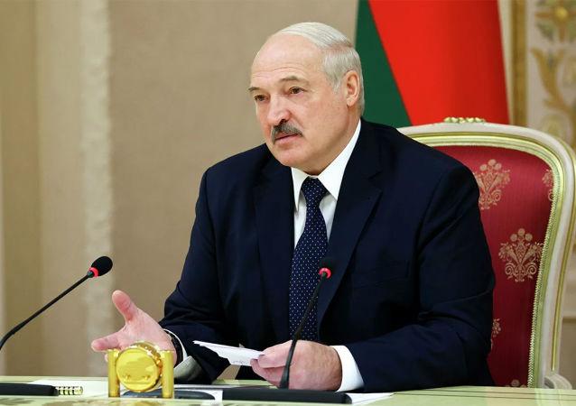 盧卡申科:白俄羅斯顏色革命破產