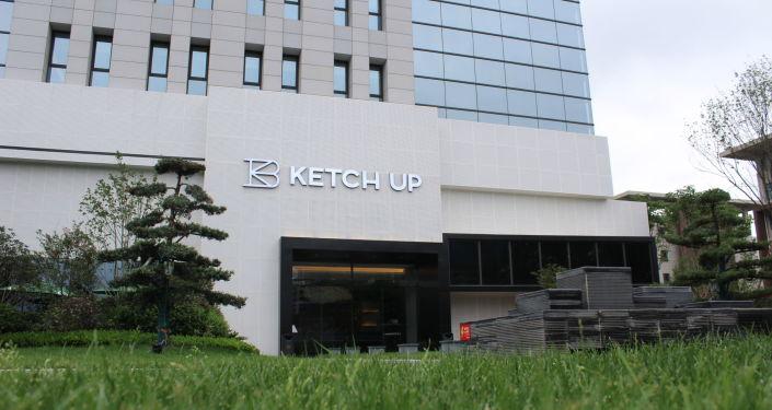 俄羅斯Ketch up網紅餐廳