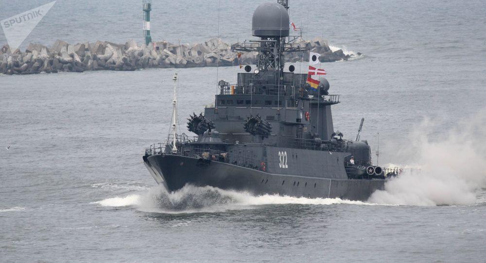 喀山人號小型反潛艦(資料圖片)