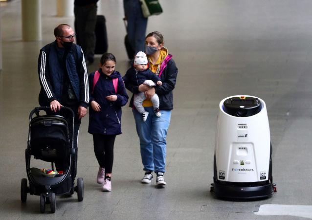 消毒機器人將在倫敦地鐵上崗