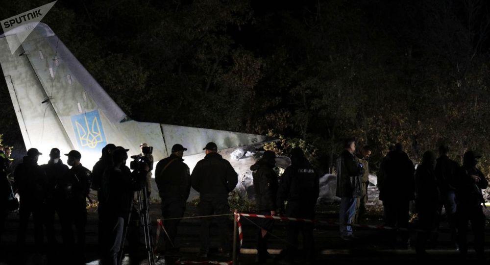 烏克蘭救援人員找到全部25名安-26墜機遇難者遺體