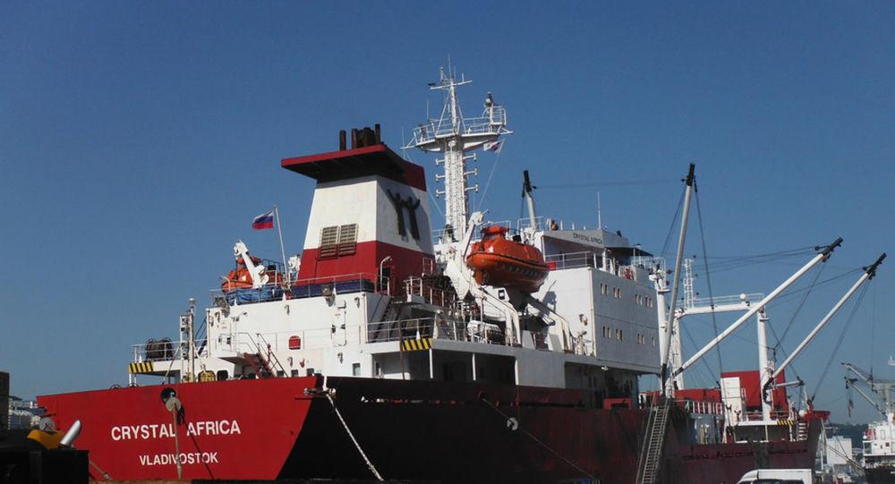 中國海關總署對俄3艘漁船採取緊急措施
