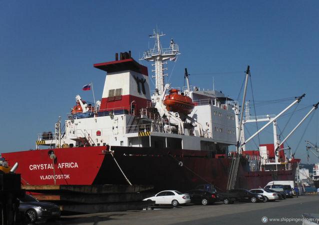 中國海關總署對俄羅斯一艘加工漁船採取緊急預防性措施