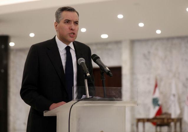 黎巴嫩代理總理阿迪卜
