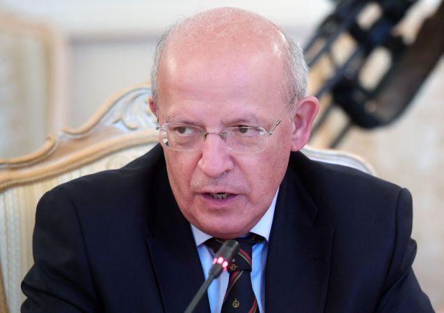 葡萄牙外長席爾瓦