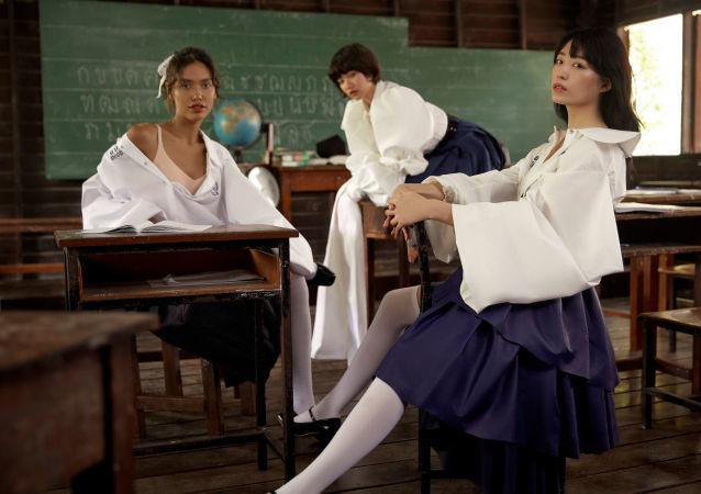 泰國各式校服