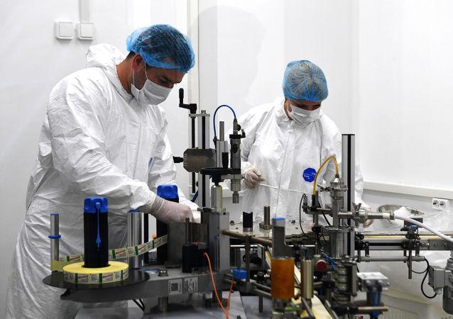 2020年俄生物醫學署獲得10項涉及預防和治療新冠病毒的專利