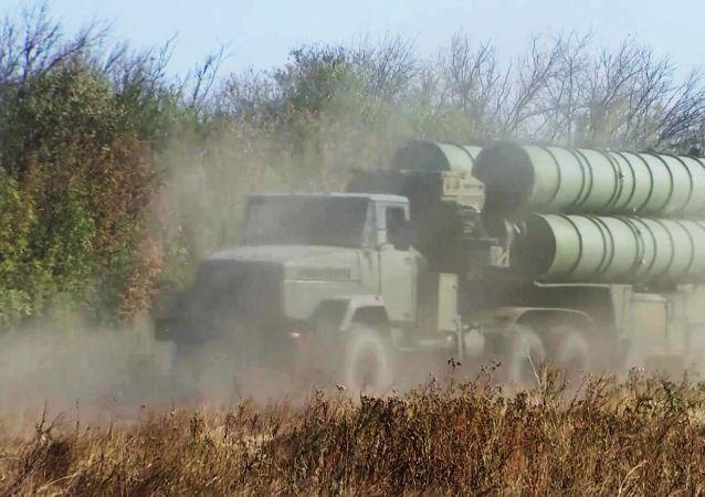 阿塞拜疆國防部稱亞美尼亞部署在納卡地區的S-300防空系統已經癱瘓