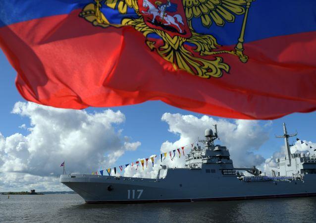 大型登陸艦「彼得·莫爾古諾夫」號