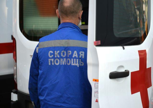 俄羅斯急救車